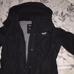 Jackets & Blazers - Hollister Coat
